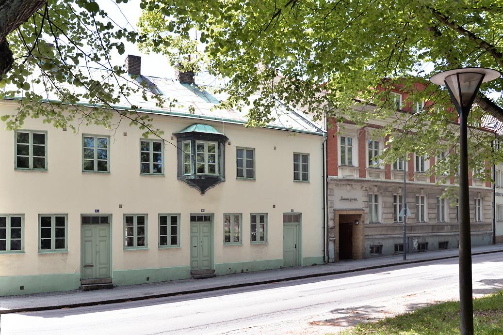 Bild på Biskopsgatan
