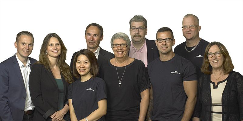 Bild på Öresesundsportens personal